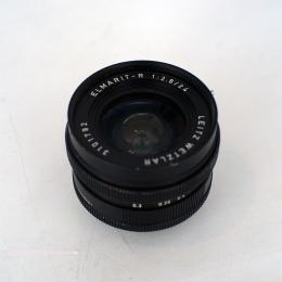 LENTE OBJETIVA LEICA R CINEMOD 24mm BOCAL EF